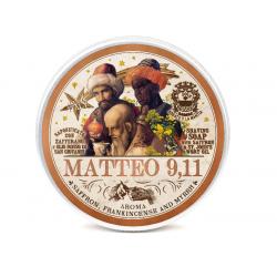 """Savon de rasage """"Matteo 9,11"""" Abbate Y La Mantia"""
