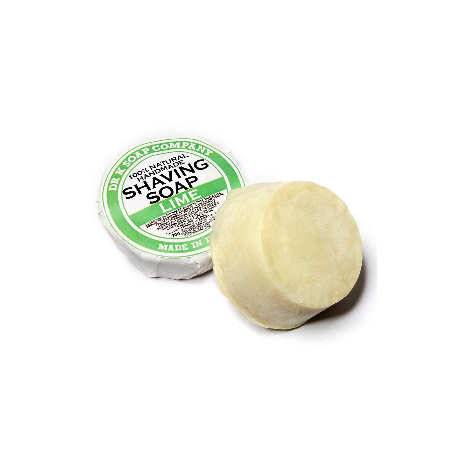 Savon de Rasage Lime Dr K Soap