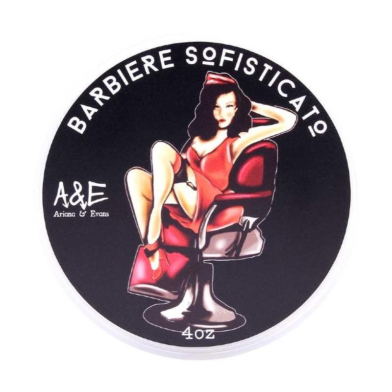 "Savon de rasage ""Barbiere Sofisticato"" Ariana & Evans"