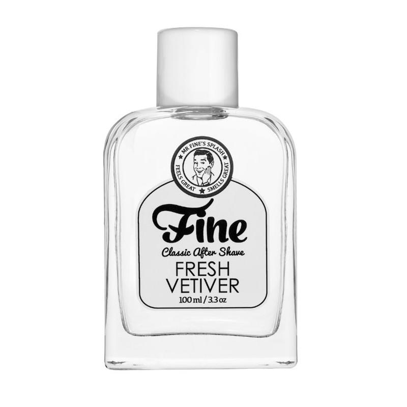 "Après rasage ""Fresh Vetiver"" Fine"