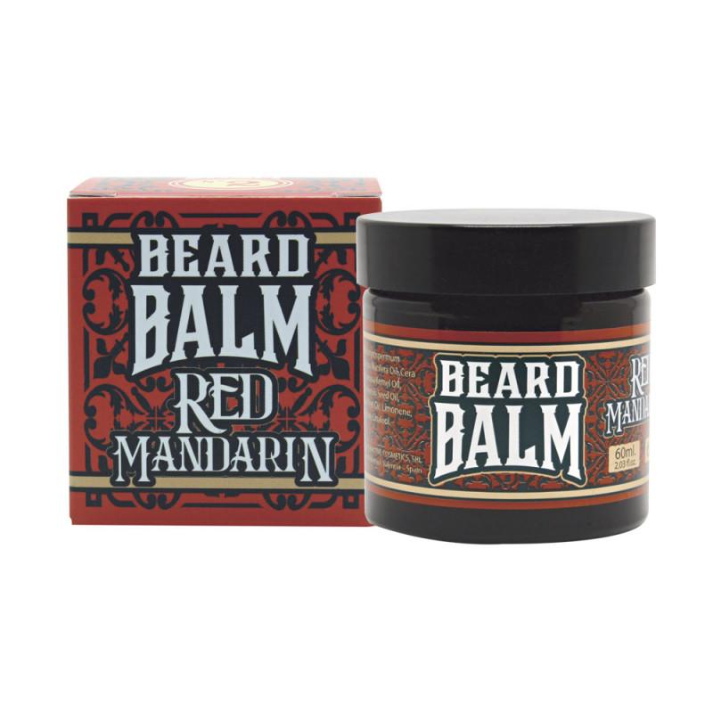 "Baume pour la barbe n°2 ""Red Mandarin"" Hey Joe"