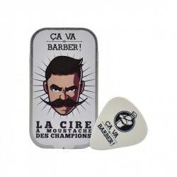 Cire à moustaches des champions Ca va Barber