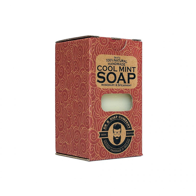 """Savon XL Visage et Corps """"Cool Mint"""" Dr K Soap Company"""