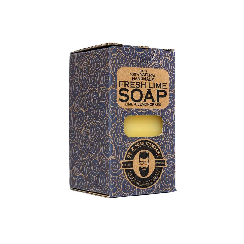 """Savon XL Visage et Corps """"Fresh Lime"""" Dr K Soap Company"""