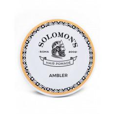 "Cire Pommade Cheveux Matte ""Ambler"" Solomon's Beard"