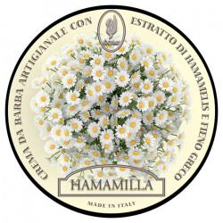 """Crème de rasage """"Hamamilla""""..."""