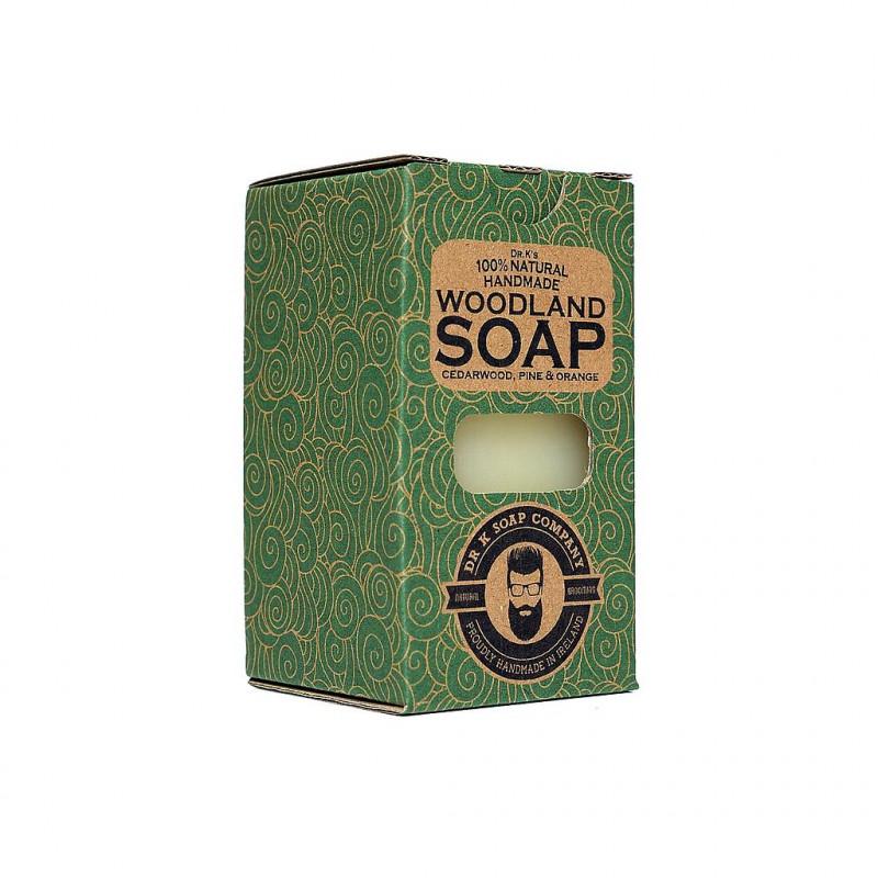 """Savon XL Visage et Corps """"Woodland"""" Dr K Soap Company"""