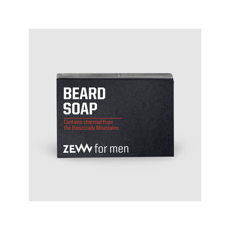 Savon solide pour la Barbe Zew