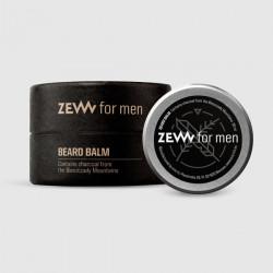 Baume à barbe au charbon Zew