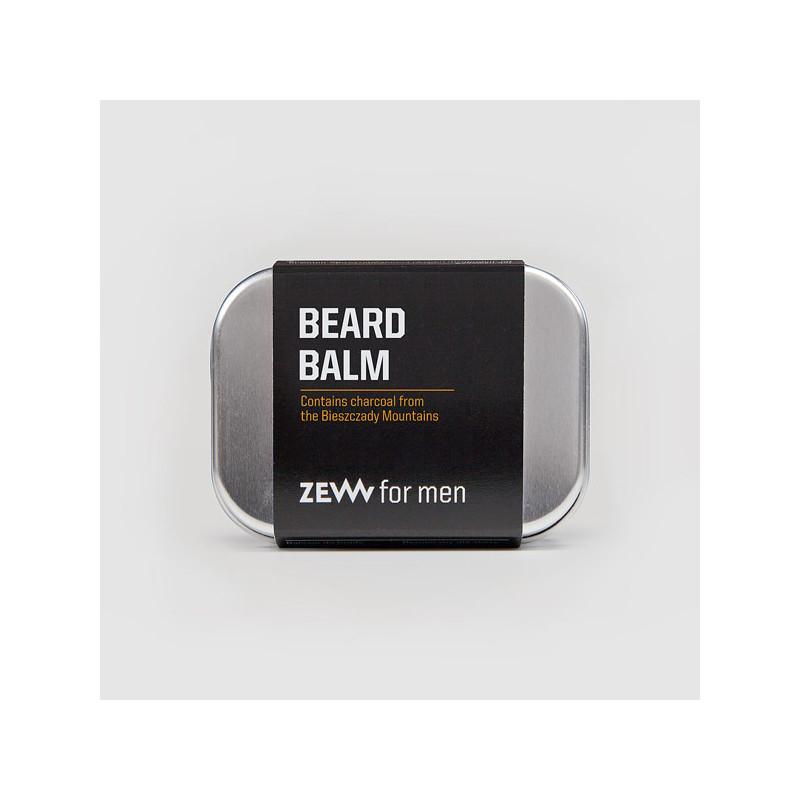 Baume à barbe au charbon XL Zew