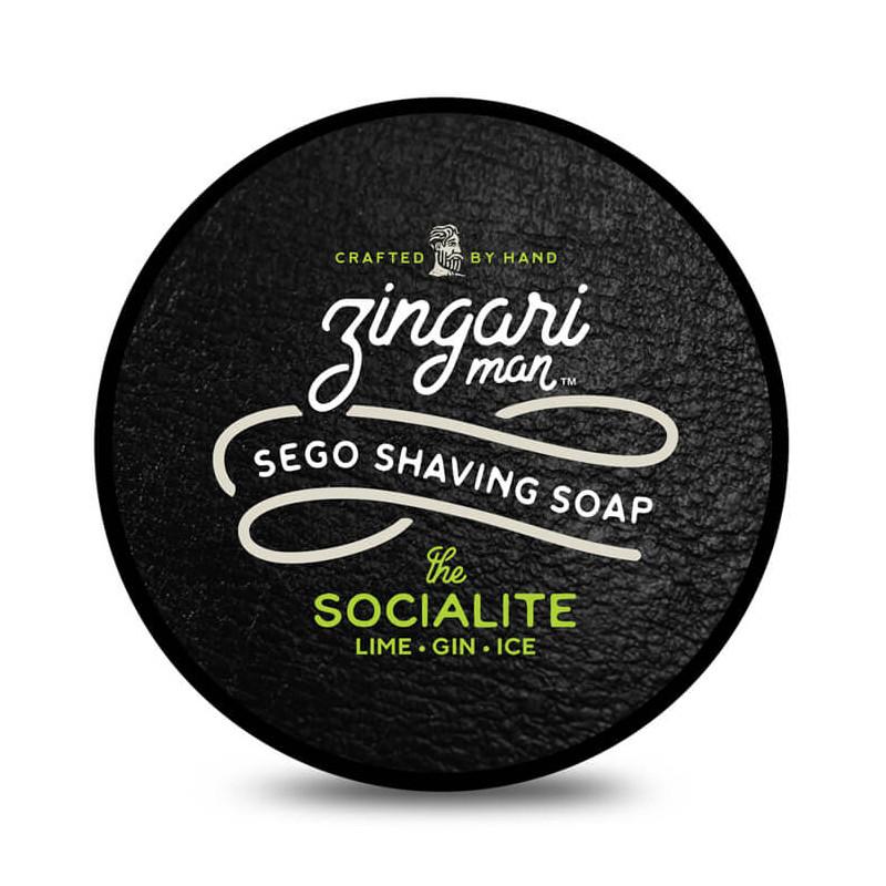 "Savon de rasage ""The Socialite"" Zingari Man"