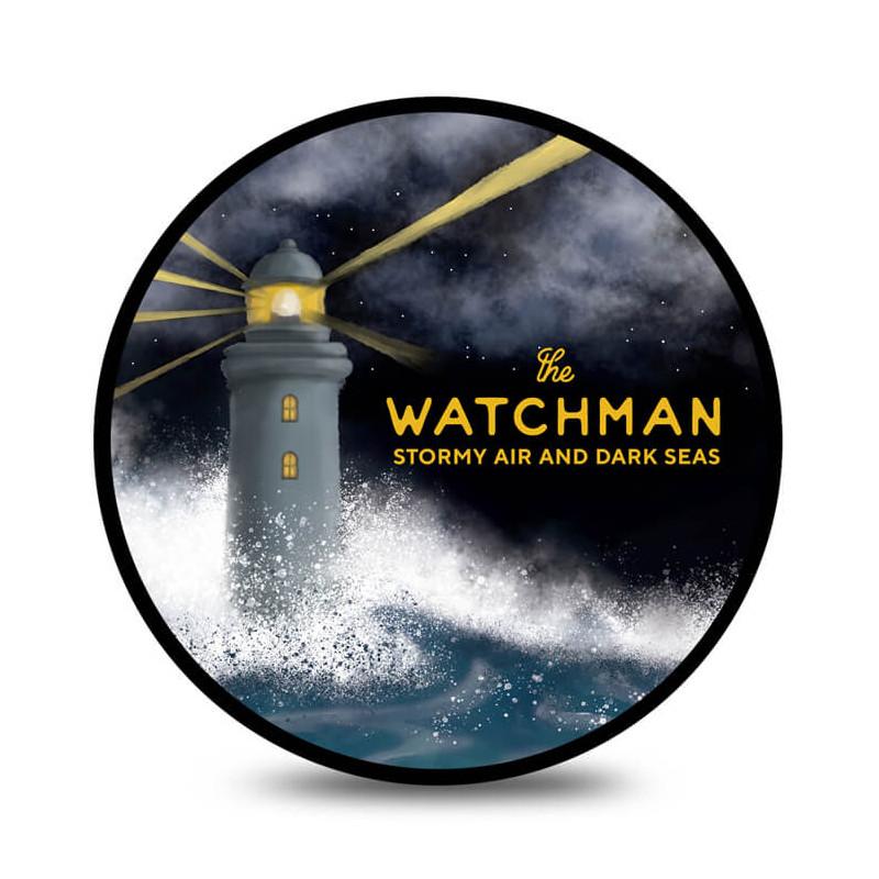 """Savon de rasage """"The Watchman"""" Zingari Man"""