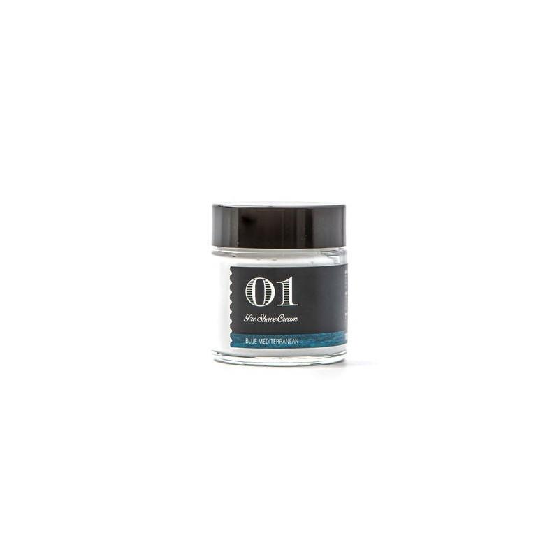"""Crème de Pré-Rasage """"01 Blue Mediterranean"""" Epsilon"""