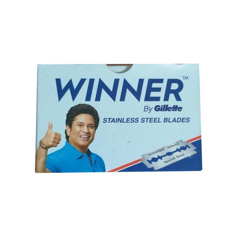 """Lames Gillette """"Winner"""" Stainless par 5"""