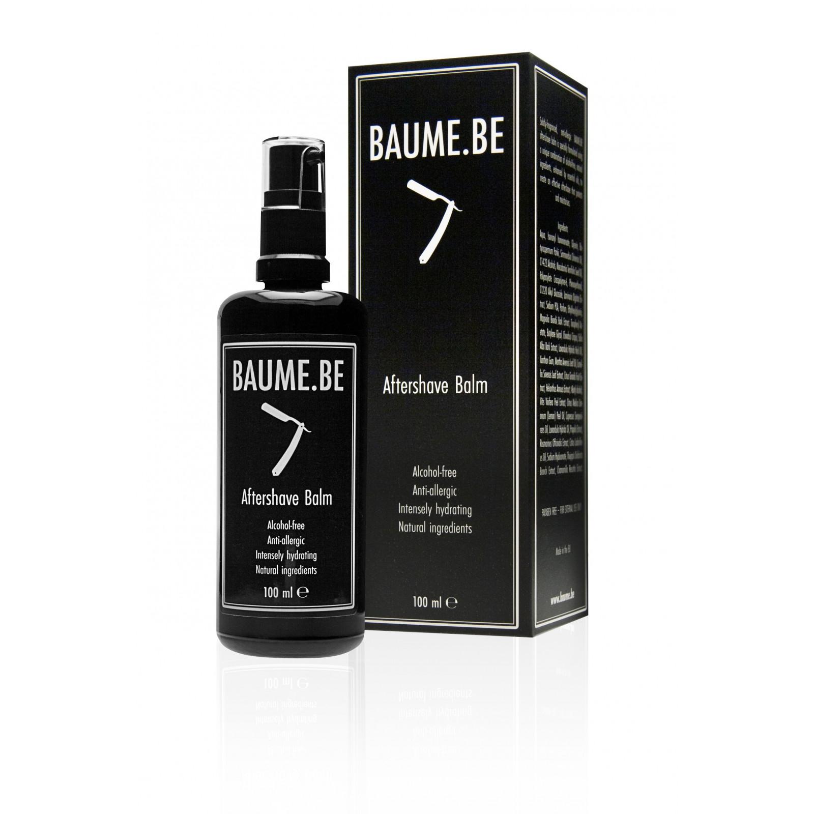 Apres-rasage BAUME.BE