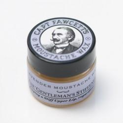 Cire à Moustaches Capt. Fawcett's Lavander