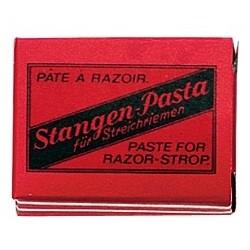 Pâtes à rasoir DOVO rouge et noire en bâton