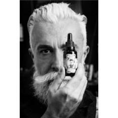 Huile pour la Barbe au poivre Solomon's Beard