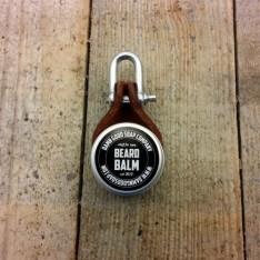 Porte -clé Baume à Barbe Damn Good Soap Company