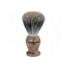 Blaireau Gentleman Barbier en Ronce de Noyer