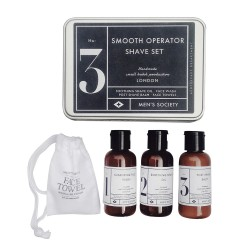 N°3 Kit de rasage de voyage Men's Society