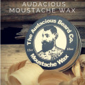 Set Deluxe pour la barbe The Audacious Beard