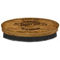 Petite Brosse pour la barbe Noyer Dapper Dan
