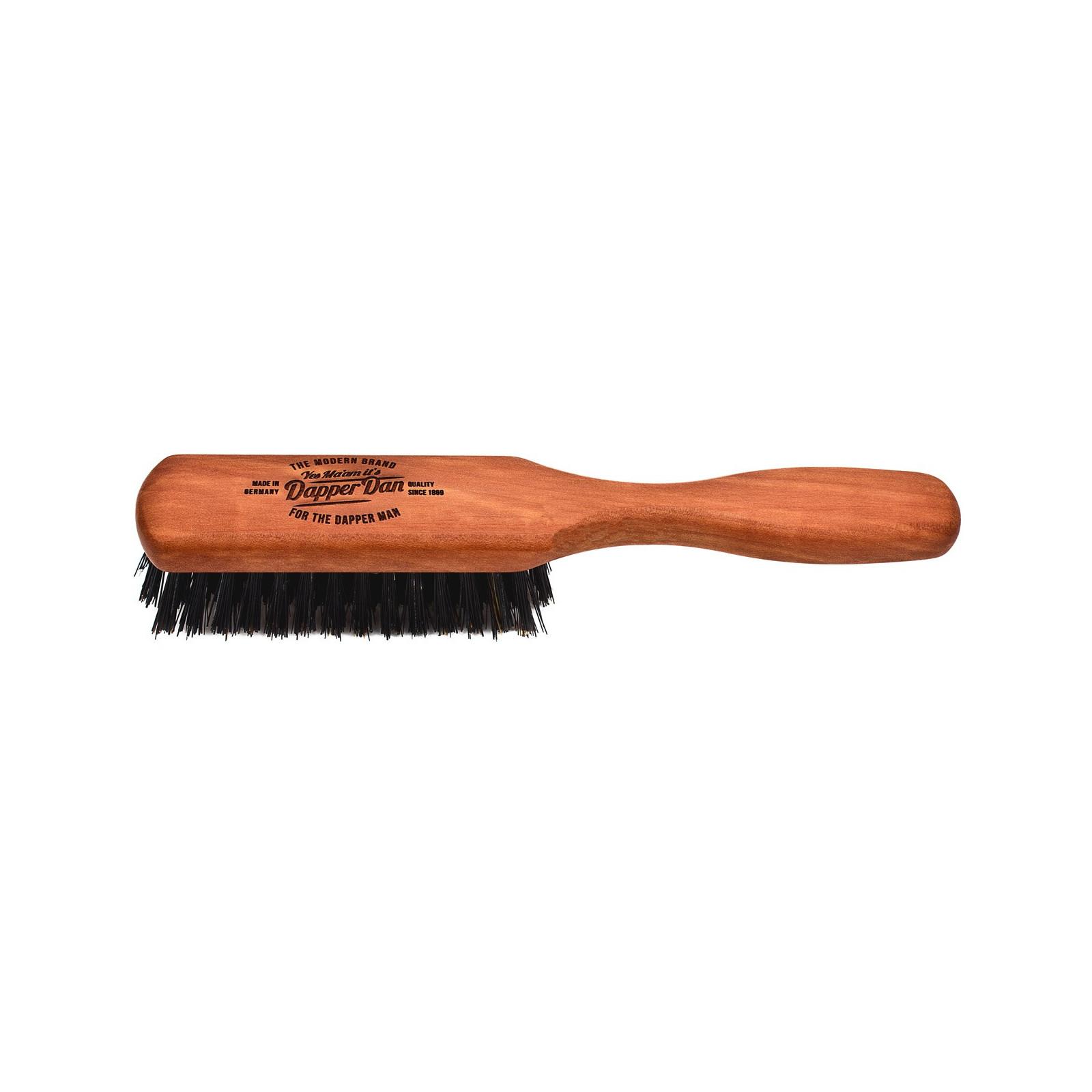 Brosse pour la barbe avec manche Dapper Dan