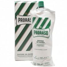 Grande Crème de rasage Proraso verte