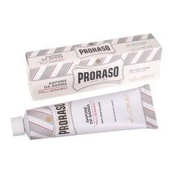 Crème de rasage Proraso blanche