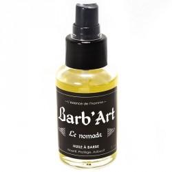 "Huile à Barbe Barb'Art ""Le Nomade"""