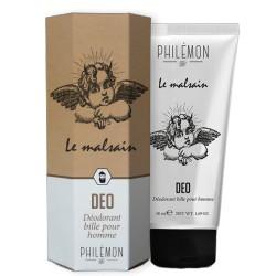 """Déodorant """"Le Malsain"""" Philémon 1889"""