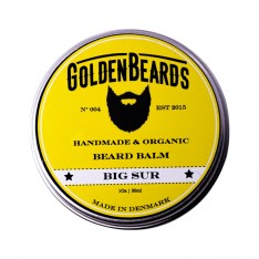 "Baume pour la barbe ""Big Sur"" Golden Beards"