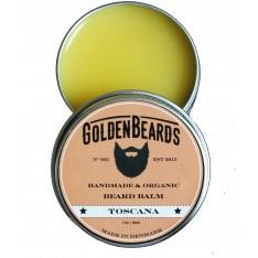 "Baume pour la barbe ""Toscana"" Golden Beards"