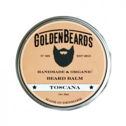 "Baume pour la barbe ""Toscana"" Golden Beards"