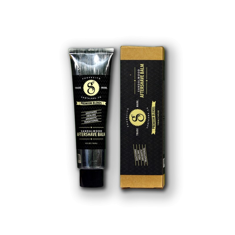 Baume après rasage Premium Sandalwood Suavecito