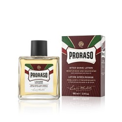 Apres-rasage Proraso ligne rouge