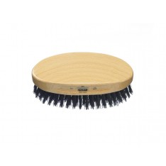 Brosse ovale poils noir Kent