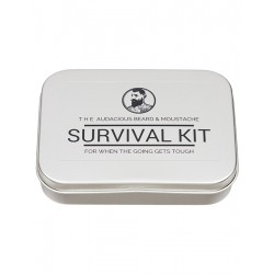 "Kit de survie ""Barbe et Moustache"" The Audacious Beard"