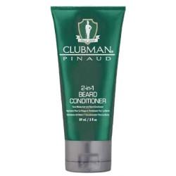 Crème revitalisante barbe et visage Clubman Pinaud