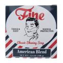"Savon de rasage ""American Blend"" Fine"