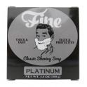 "Savon de rasage ""Platinum"" Fine"