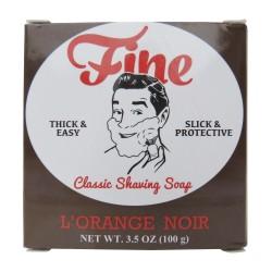 """Savon de rasage """"L'Orange Noir"""" Fine"""