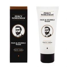 Nettoyant visage et barbe Percy Nobleman