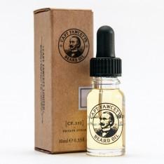 Huile pour la barbe 10ml Capt. Fawcett's Private Stock