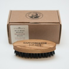Brosse pour les moustaches Capt. Fawcett