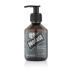 """Shampoing à Barbe Cypres et Vetiver """"Hipster"""" de Proraso"""