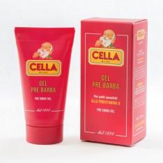 Gel de pré rasage Cella