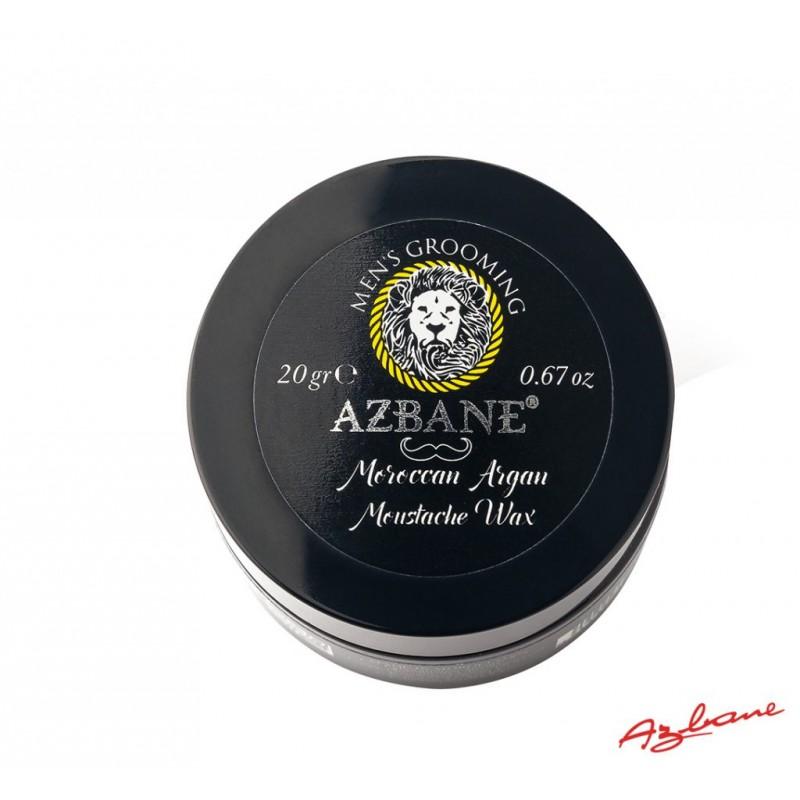 Cire à moustaches à l'argan AZBANE