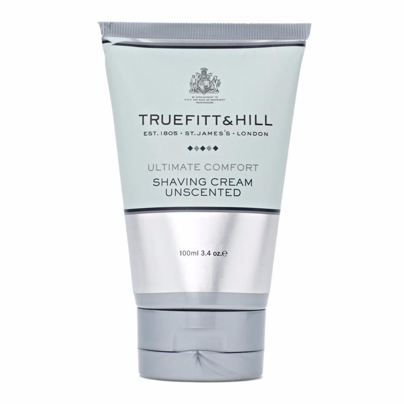 """Crème de rasage tube """"Ultimate Comfort"""" Truefitt & Hill"""